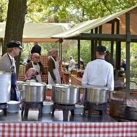 Matlagning på Skansen