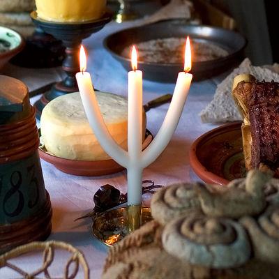 Julbord i Delsbogården