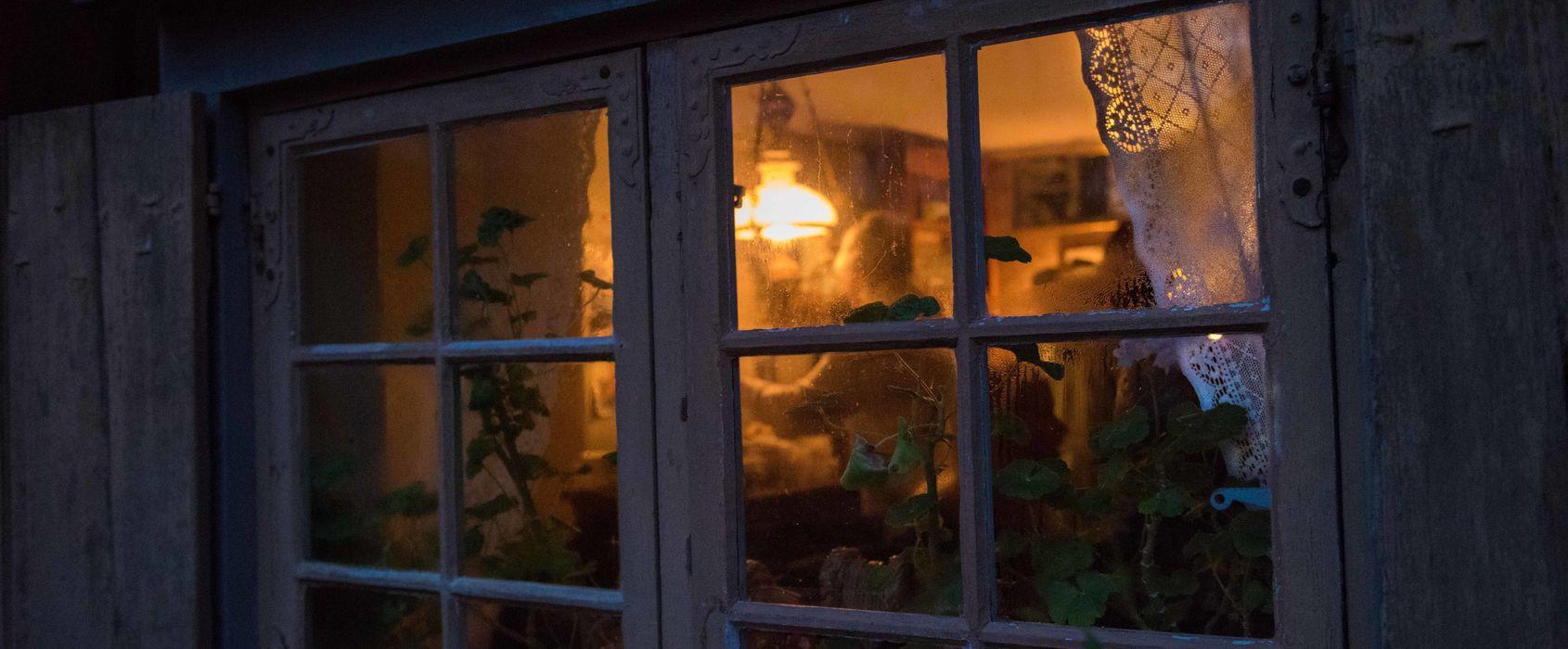 Petissans fönster, Skansen