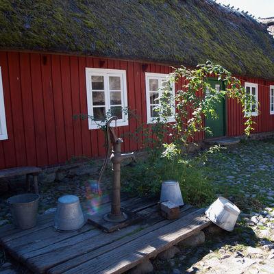 Skånegården på Skansen