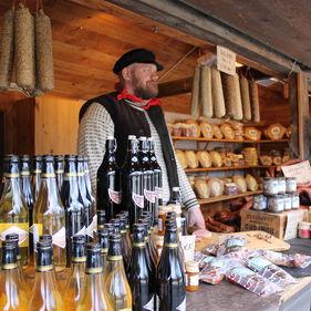 Påskmarknad på Skansen
