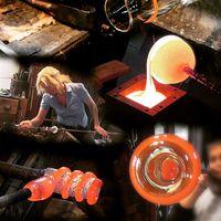 Stockholms Glasbruk,Skansen