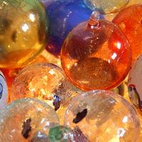 Julkulor från Glasbruket