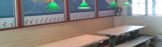 Barnmatsalen på Skansen