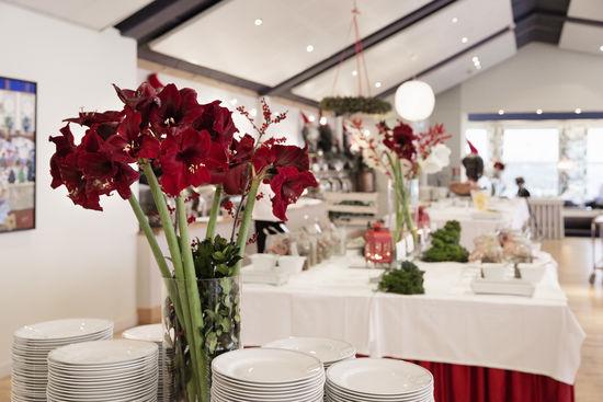 Julbord på Restaurang Solliden, Skansen