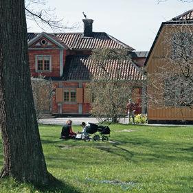 Picknick på Skansen