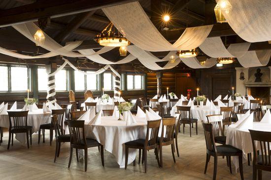 Restaurang Högloftet, Skansen
