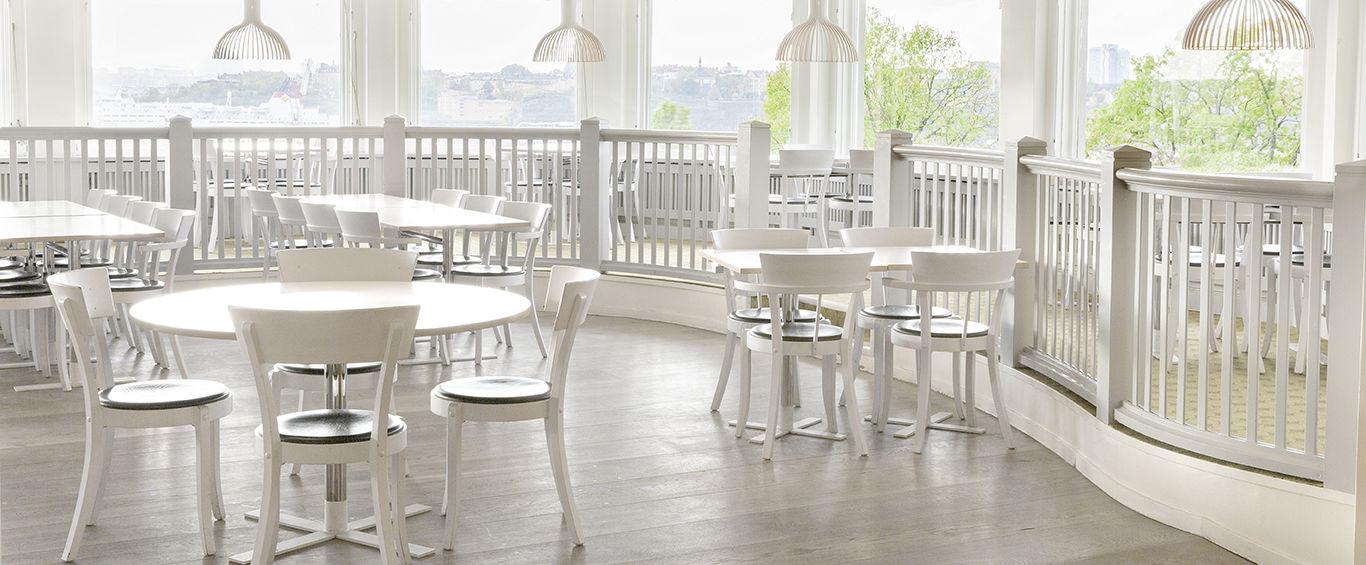 Restaurang Skansen Terrassen