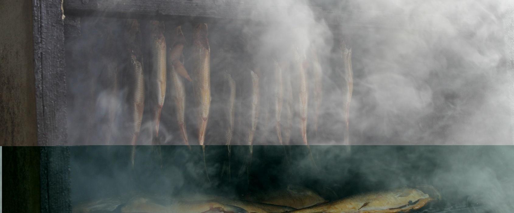 Fiskrökeriet på Skansen