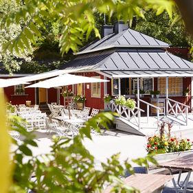 Café Koloni, Galejan, Skansen