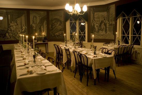 Restauration Gubbhyllan, Skansen