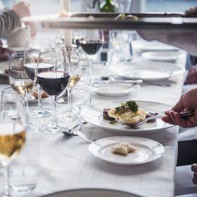 Restaurang Tre Byttor, Skansen