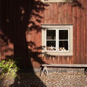 Bokbinderiet på Skansen