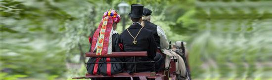 Bröllopsvagn