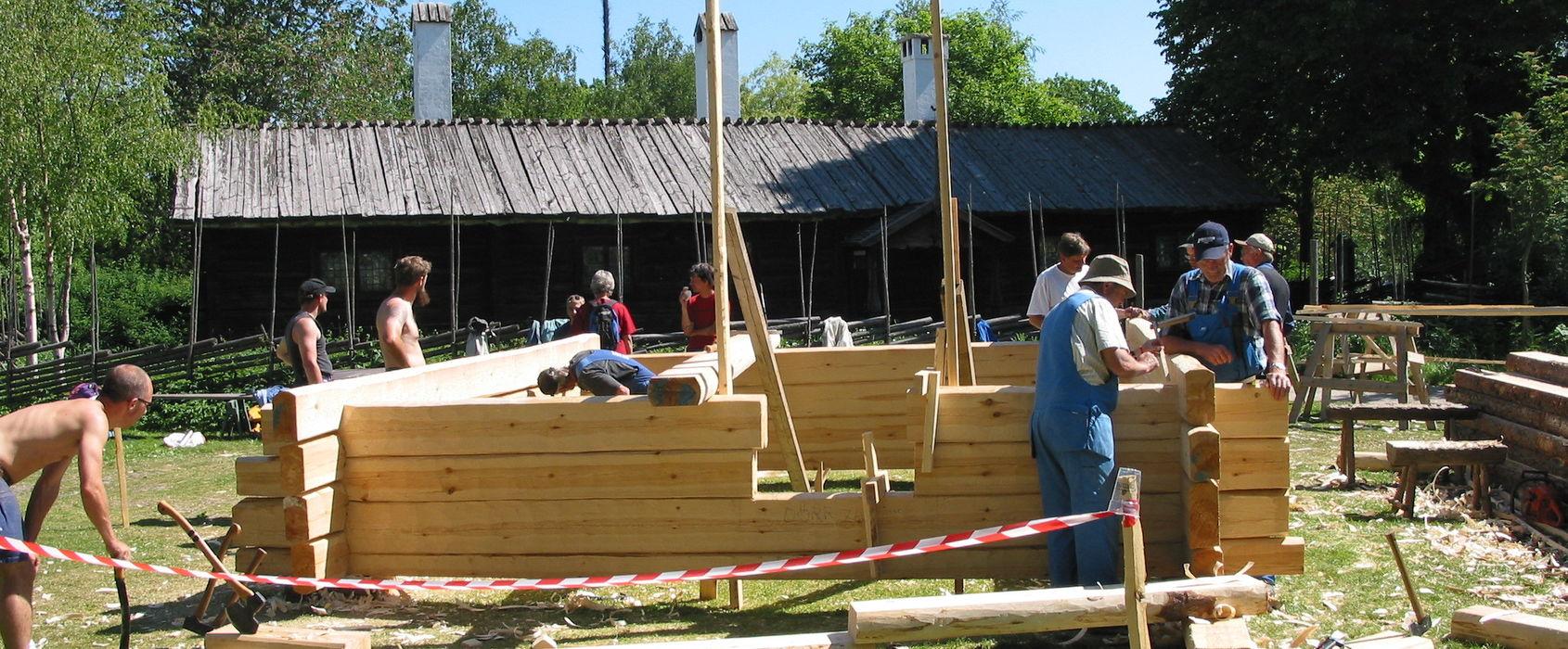 Kurs i byggnadsvård