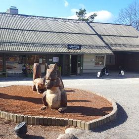 Butiken vid Lill-Skansen