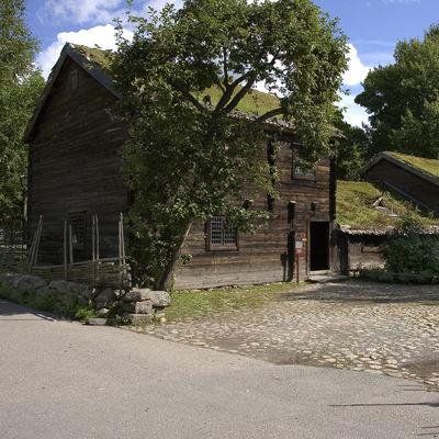 Kyrkhultsstugan på Skansen