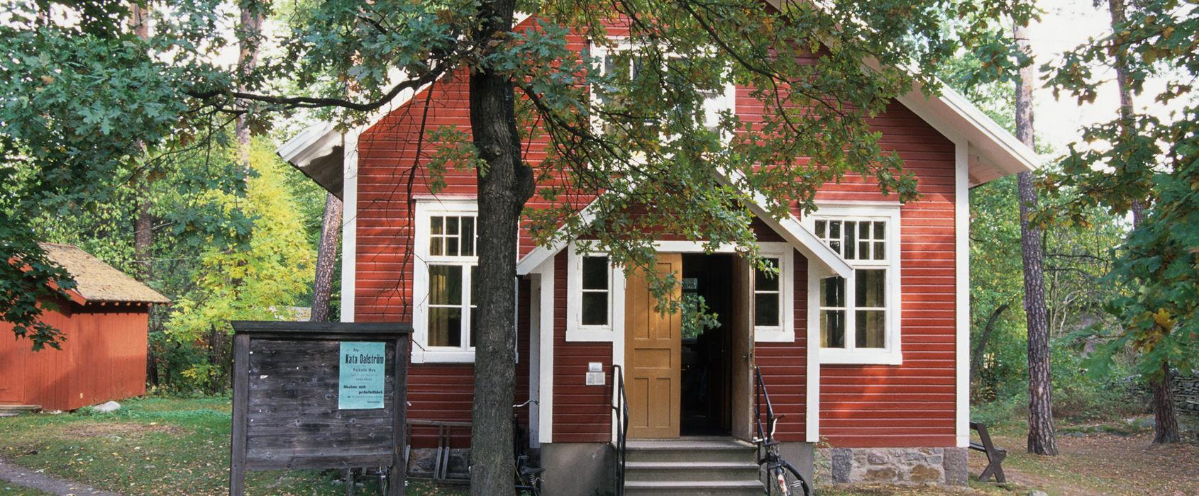 Folkets hus på Skansen