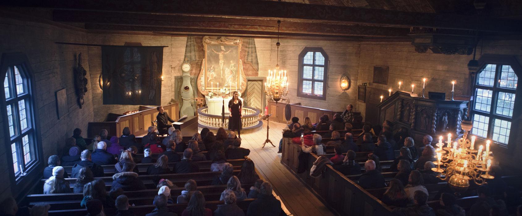 Konsert i Seglora kyrka
