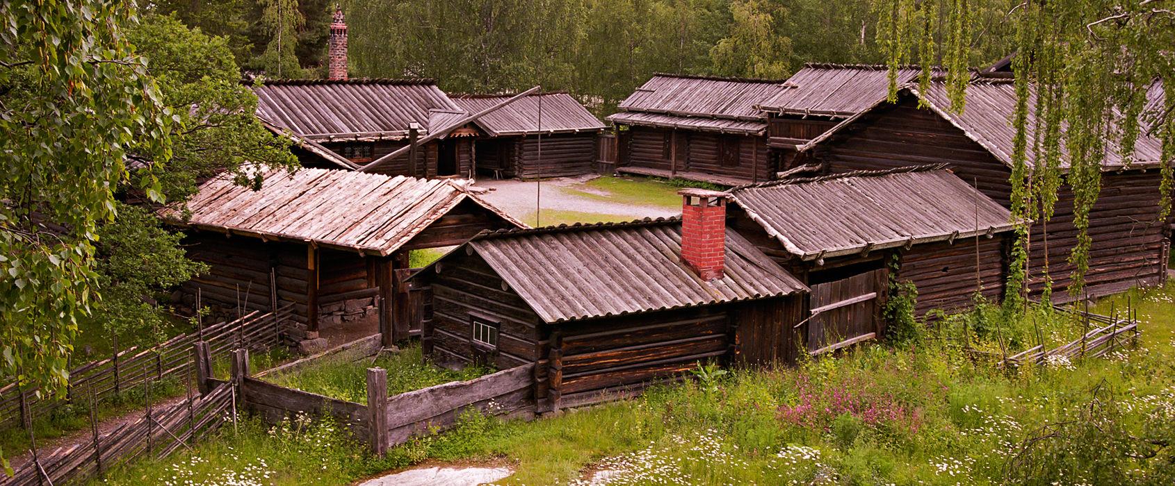 Moragården på Skansen