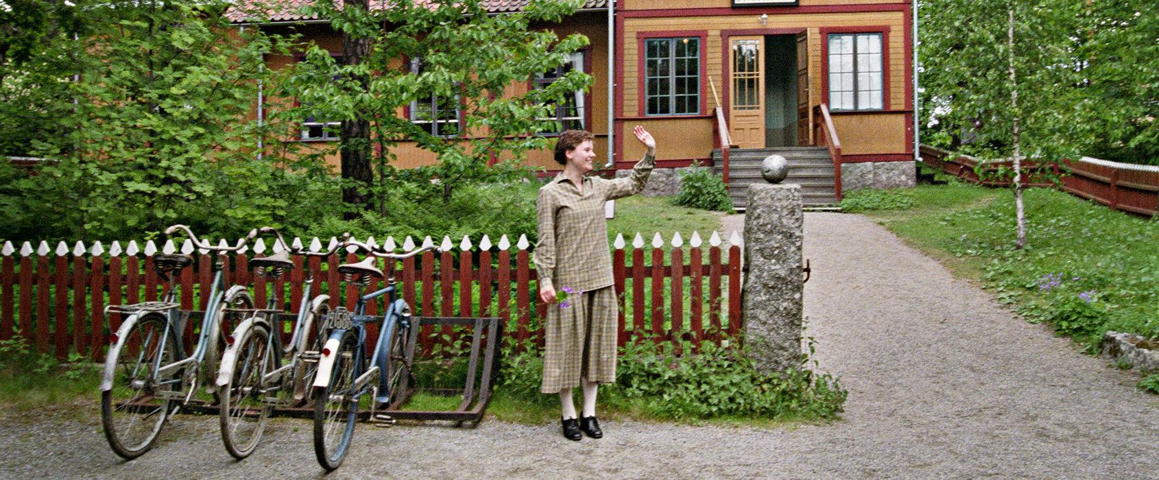 Ordenshuset, Skansen