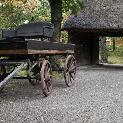 Oktorpsgården på Skansen