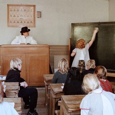 Väla skola på Skansen