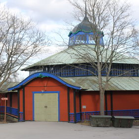 Bragehallen på Skansen