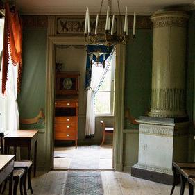 Hazeliushuset på Skansen