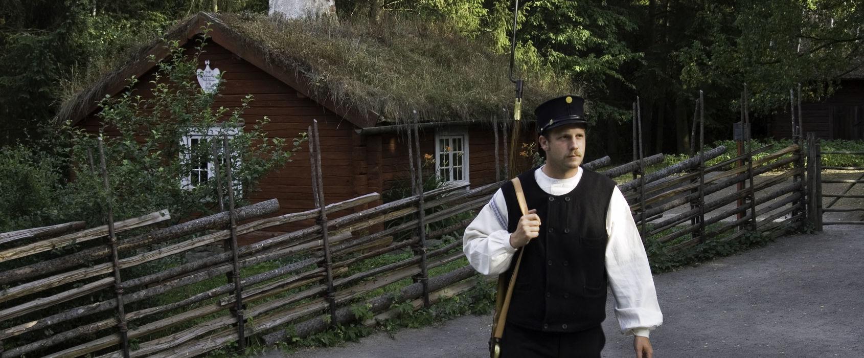 Soldattorpet på Skansen