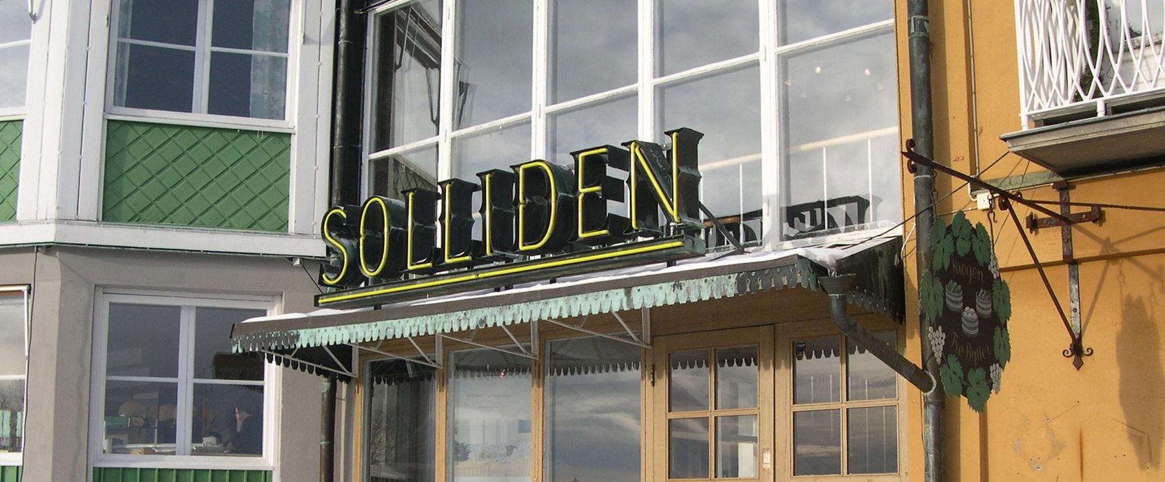 Restaurang Solliden på Skansen