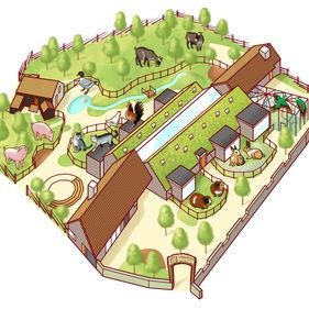 Lill-Skansenkarta