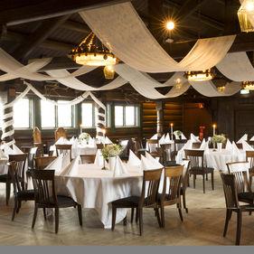 Restaurang Högloftet