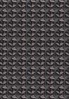 Umbrellas Black Background