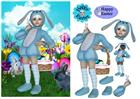 blue rabbit  plc
