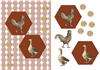 birds 4 men decopage