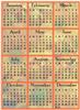 all in one calendar-DWJ