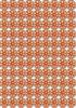 Orange Flower-slj16