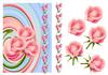 pink rose dec