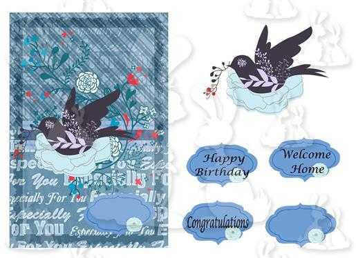 For all occasions (A5 card No 59R)