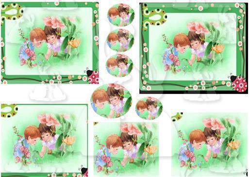 children garden plcc