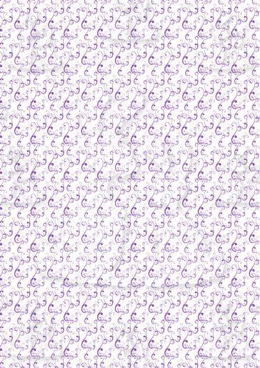 Lilac Fashion Paper 1