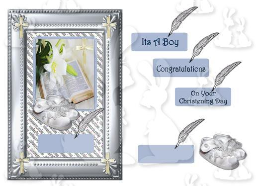 Congratulations (A5 card No 2T)