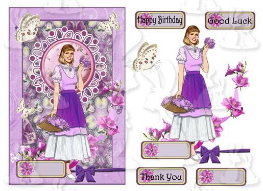 For all occasions ( Card No 64R)