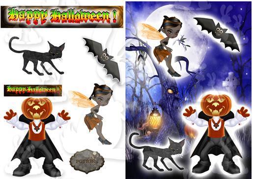 halloween4 plc