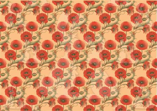 3 Poppy Background-DWJ