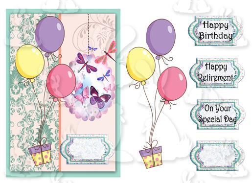 Special Day ( Card No 5S)