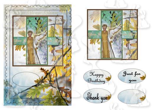 Thank you  (card No 16 M)