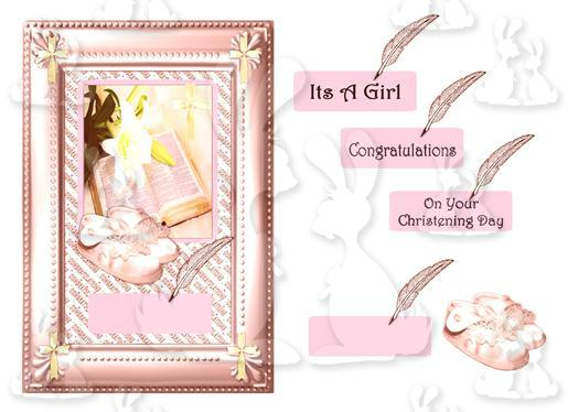 Congratulations (A5 card No 3T)