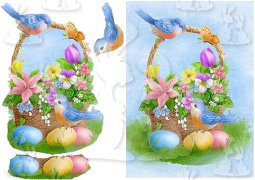 flowers and birds  mcs